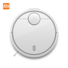 """Original XIAOMI MI Robot Vacuum Cleaner for Home Automatic Smart Planned WIFI APP Control 5200mAH Li Battery """"S"""" Path Cleaning"""