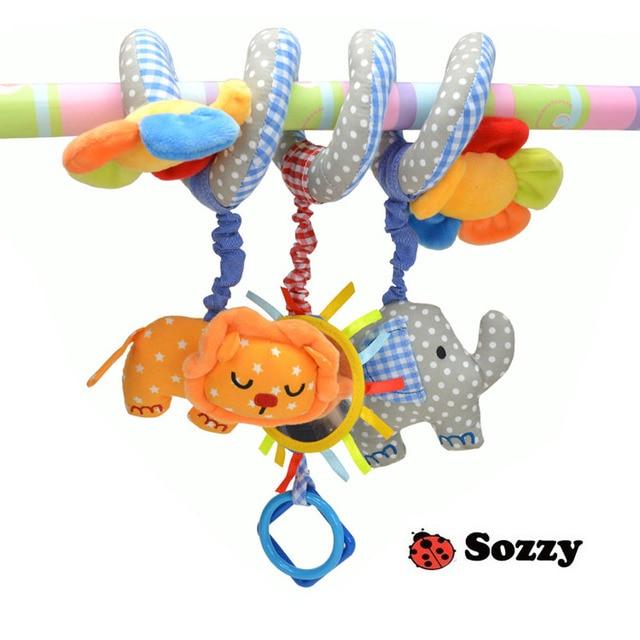 Baby Spielzeug Baby Bett Hangendes Babybett Mobile Rotierenden Musik