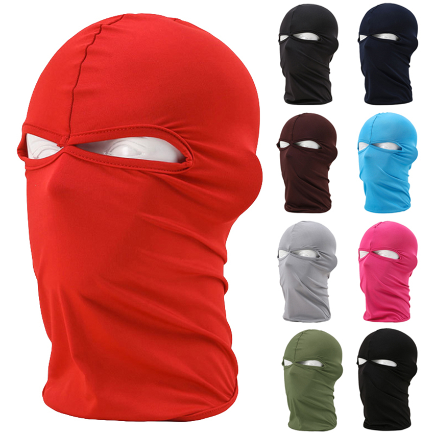 Outdoor Windproof Winter Mask MenWomen Riding Bicycle Warm Full Face Ski Mask Motorcycle Sport Dust Protecting Scarves Bandana 3