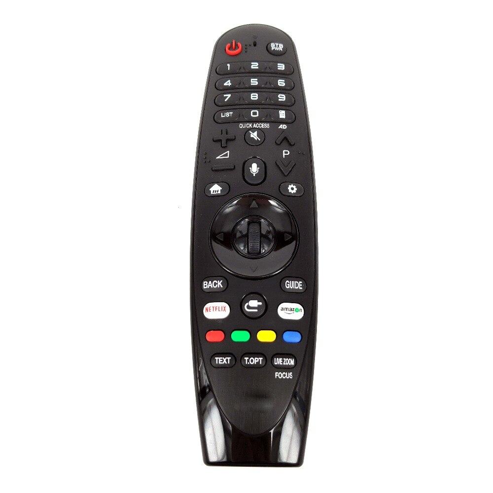 ใหม่ Original AN MR18BA สำหรับ LG Magic Remote Control with Voice Mate สำหรับเลือก 2018 สมาร์ททีวีสำหรับ SK8000 SK8070 Fernbedienung-ใน รีโมทคอนโทรล จาก อุปกรณ์อิเล็กทรอนิกส์ บน AliExpress - 11.11_สิบเอ็ด สิบเอ็ดวันคนโสด 1