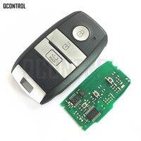 QCONTROL Car Remote Smart Key Suit For KIA K5 Sportage Sorento P N 95440 3W600