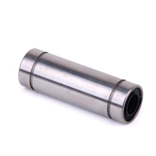 2016 New LM8LUU 8mm Linear Ball Bearing Bushing 8pcs lot sc8v scv8uu 8mm linear bearing bushing lm8uu linear ball bearing for 8 mm linear shaft