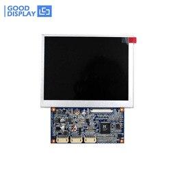 5,6 дюймовый ЖК-дисплей с VGA видео входом сигнала AD board TFT дисплей