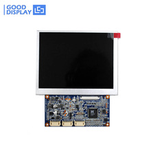 5.6inch LCD with VGA Video signal input AD board TFT display