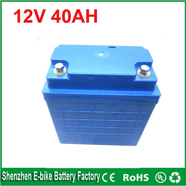 free shipping solar energy solar panel gel battery 12v 40ah batteries in usa market 12v lifepo4. Black Bedroom Furniture Sets. Home Design Ideas