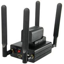 Урай 4G LTE 1080 P Беспроводной HDMI к кодирующее устройство ip-видео H.264 HDMI потокового Encoder H264 HDMI RTMP UDP кодер Wi-Fi для живых, IPTV