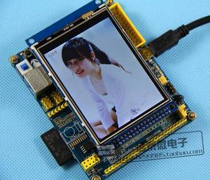 Image 3 - 3.2 inch TFT LCD מודול עם מגע מסך 65 k צבע מגע מסך עם SD מחזיק, 3 v מתח רגולטור עבור arduino