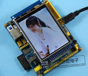 Image 3 - 3.2 inch TFT LCD module with touch screen 65 k color touch screen with SD holder, 3 v voltage regulator for arduino