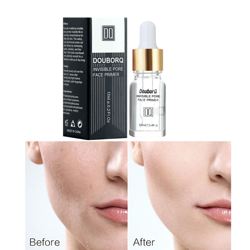 1pc Makeup Primer 12ml Shrink Pores Easy To Wear Can Creating Excellent Makeup Effect Makeup Base Liquid in Primer from Beauty Health