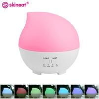 Skineat Electric Nano Mist Sprayer Beauty Salon Aroma Vaporizer Facial Steamer Humidifier Moisturizing Body Nebulizer Machine