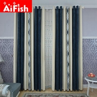 High Quality Elegant Cashmere Chenille Shade Curtains Cloth Modern Simple Velvet Window Screens Panels For Bedroom