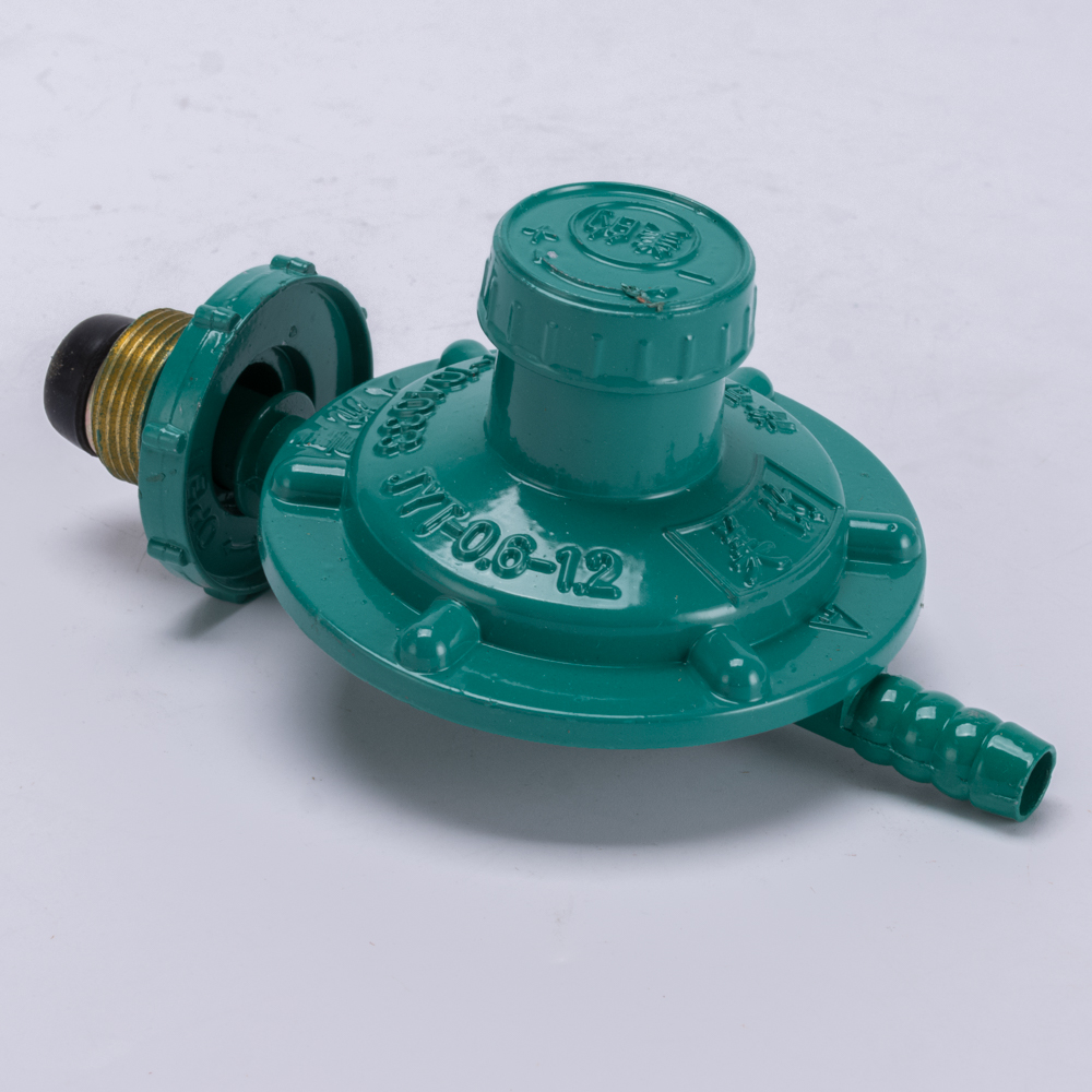 universal household bottled liquefied petroleum gas regulator with explosion proof device compressed gas pressure regulator