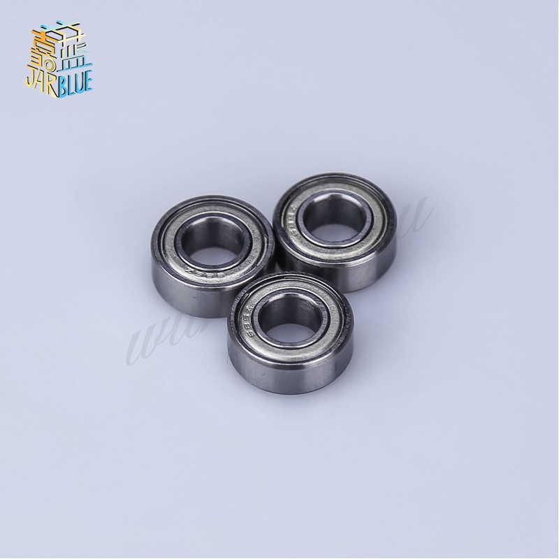 7x14x4mm s687 zz w4 abec3 7x14x4mm rolamentos de aço inoxidável por jarblue