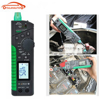 TULANAUTO DY2203 Automotive Multifunction Tester Car Circuit Tester Digital Circuit Multimeter Logic Level Test Breaker Finder