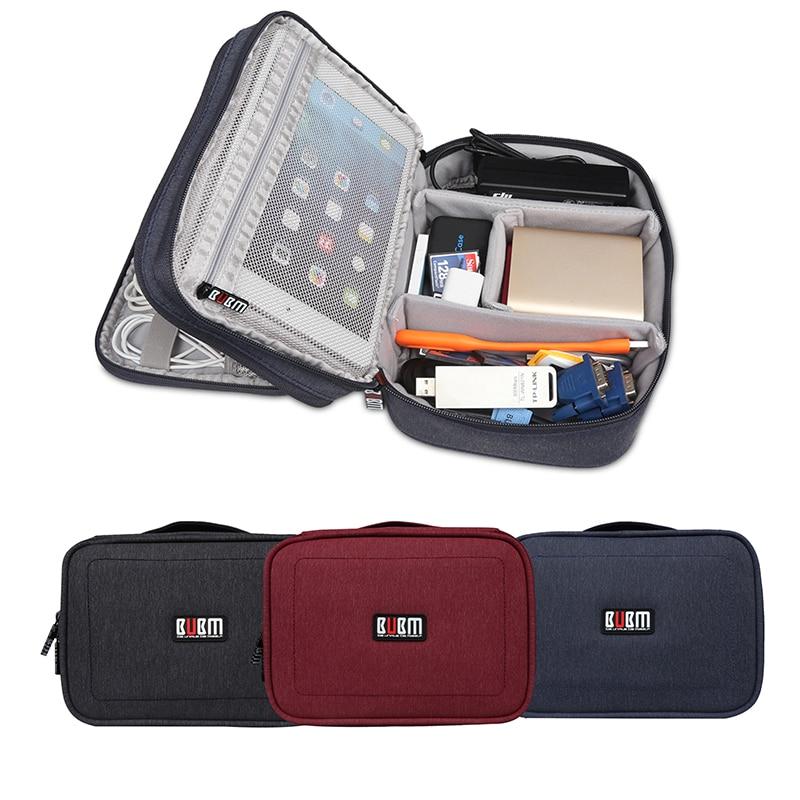 Saco de BUBM para armazenamento digital banco de potência saco de - Acessórios de viagem - Foto 2