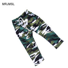 33a8a1aaa80cc MRJMSL coton enfants harem pantalon pour bébé garçons camouflage pantalon  enfants pantalons décontractés bleu vert armée camo 20.