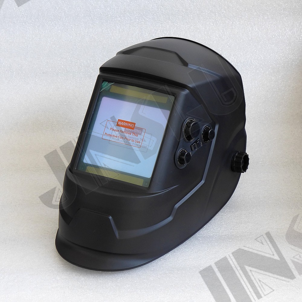 100x90mm Large View 2 in 1 Grind Welding Helmet TIG MMA MIG Welding Machine Welder welding machine parts chinese cheapest mig welding machine to helmet show you the best price