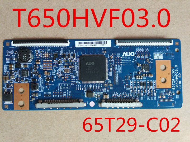 T650HVF03.0 CTRL BD 65T29-C02 Good Working Tested