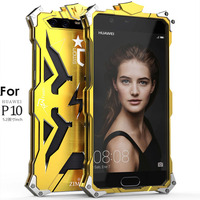 Luxury Matel Case Cover For Huawei P10 Case Simon THOR IRONMAN Bumper Frame Shockproof Fundas Coque