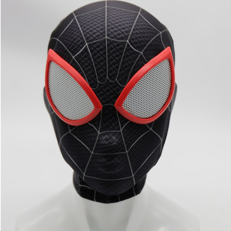 Black Spiderman Homecoming Avengers Infinity War Iron Spider Man