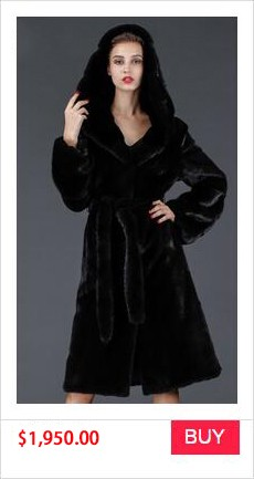 REAL MINK FUR COAT WINTER WOMEN COAT (11)