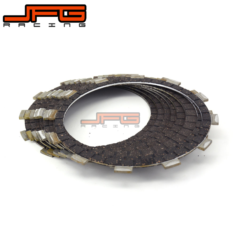 Motorcycle Friction Clutch Plates Disc For YAMAHA FJ1100 84-85 FJ1200  FJ1200A XJR1300 2002-2015 XJR1300C FJ 1100 1200 XJR 1300Motorcycle Friction Clutch Plates Disc For YAMAHA FJ1100 84-85 FJ1200  FJ1200A XJR1300 2002-2015 XJR1300C FJ 1100 1200 XJR 1300