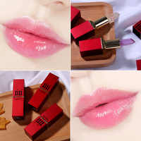 XIXI Transparent Natural Red Lip Stick Temperature Color Change Long-lasting Moisturizer Flower Jelly Lipsticks Makeup