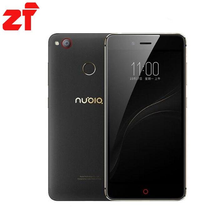 ZTE Nubia Z11 NX531J Borderless 6GB RAM 64GB ROM Mobile Phone Snapdragon 820 Quad core 16