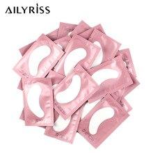 Eye Patches for Eyelash Extension 10/20 pairs Eye Stickers Eyelash Under Pads Non-woven Makeup Eyelashes Building Lashes