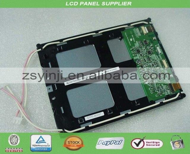 7.5 inch LCD Panel KCG075VG2BE G00
