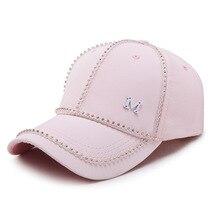 Señora versión coreana de la moda con estándar M gorra de béisbol de  primavera y verano 16351f4c608