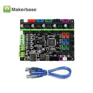 Image 2 - 3D プリンタ制御ボード MKS 世代 L V1.0 と MKS TFT32 5 個 TMC2208 ドライバヒートシンク Ramps1.4 のための互換性 /Mega2560 R3