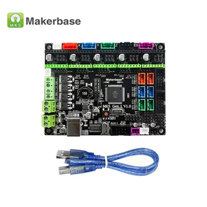 Image 2 - 3D Printer Control Board MKS Gen L V1.0 and MKS TFT32 5PCS TMC2208 Driver with Heatsink Compatible for Ramps1.4/Mega2560 R3