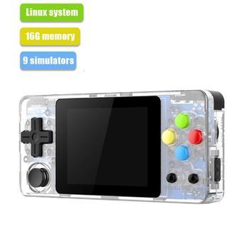 HobbyLane Mini Handheld Game Console 2.7inches Screen Kids Children Retro Game Mini Family TV Video Consoles d25