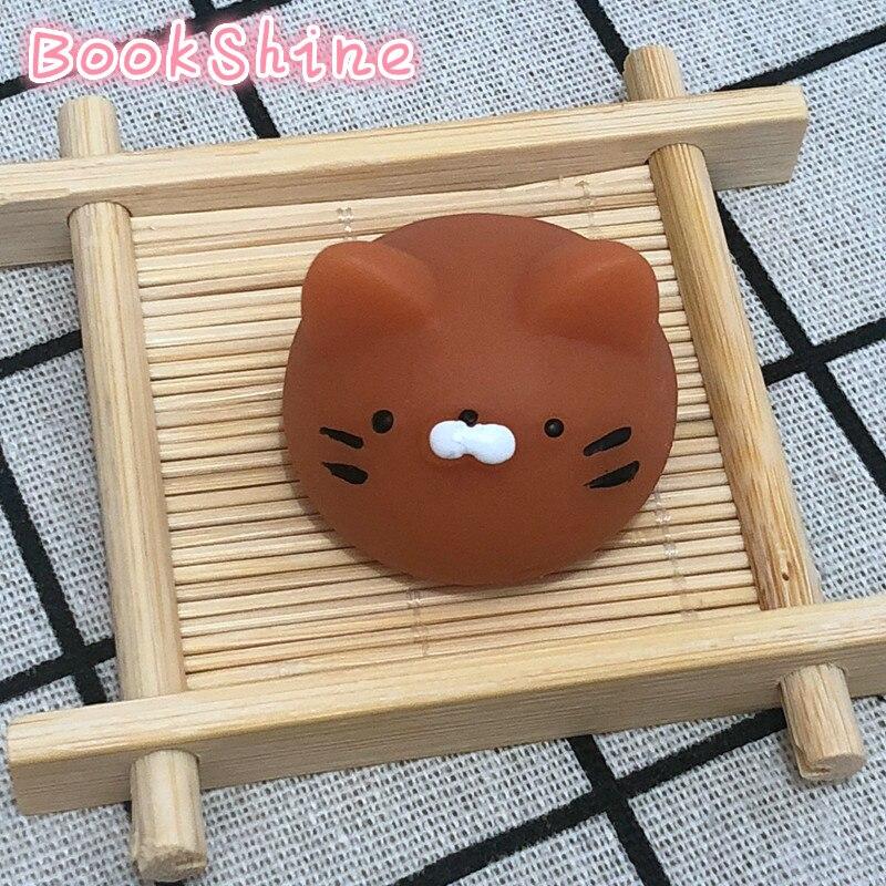 1/27 Mini Squishies Kawaii Mochi Animals Toys Kawaii Mochi Squishy Cat Stress Relief Toy Gifts