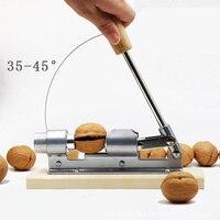 New High Quality Mechanical Sheller Walnut Nutcracker Nut Cracker Fast Opener Kitchen Tools Fruits And Vegetables