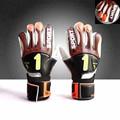 New freien sport Entry level kinder's torwart handschuhe torwart fußball nicht slip finger geprägte handschuhe|Torwarthandschuhe|Sport und Unterhaltung -