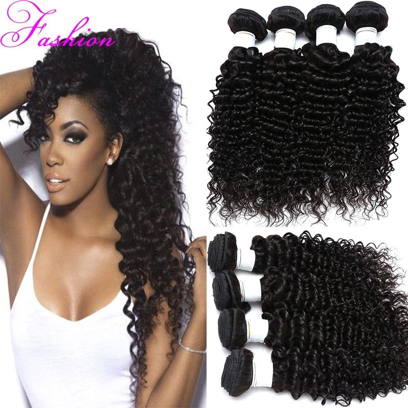 Real Brazilian Hair Cheap 7a Brazilian Deep Wave Virgin Hair Natural