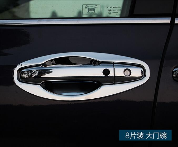 Abs Chrome Car Accessories Door Handle Bowl Cover Trim