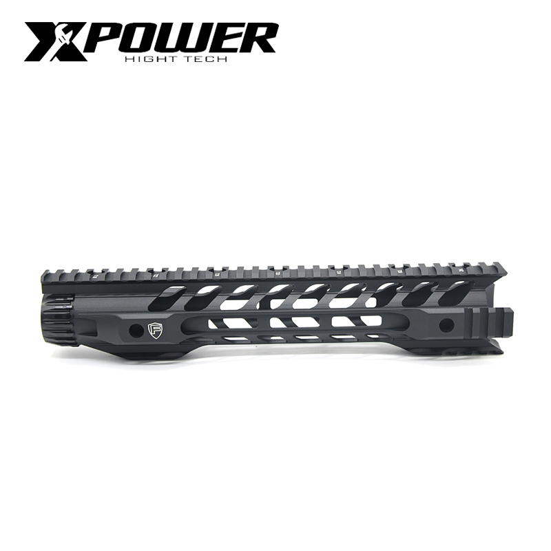 XPOWER Fortis Night Rail System M-LOK 12