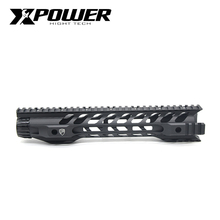 XPOWER Fortis Night Rail System M-LOK 12 For AEG Air Guns Airsoft Pistol Gel Blaster M4 V2 Tactical