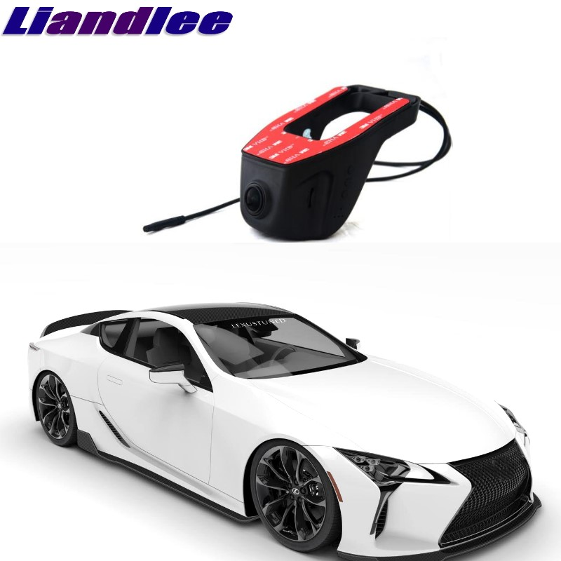 Liandlee For <font><b>Lexus</b></font> LC 2017~2018 <font><b>Car</b></font> Road Record WiFi <font><b>DVR</b></font> Dash Camera Driving Video Recorder image