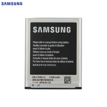 SAMSUNG Original Replacement Battery EB-L1G6LLU Replacement  For Samsung I9300 GALAXY S3 I9308 L710 I535 Phone Battery 2100mAh replacement extended 4800mah battery w back cover for samsung galaxy s3 i9300 white