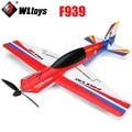 2015 Newest remote control toys WL F939 rc airplane 2.4G remote control plane 4CH rc plane electric RTF electronic toys vs F959