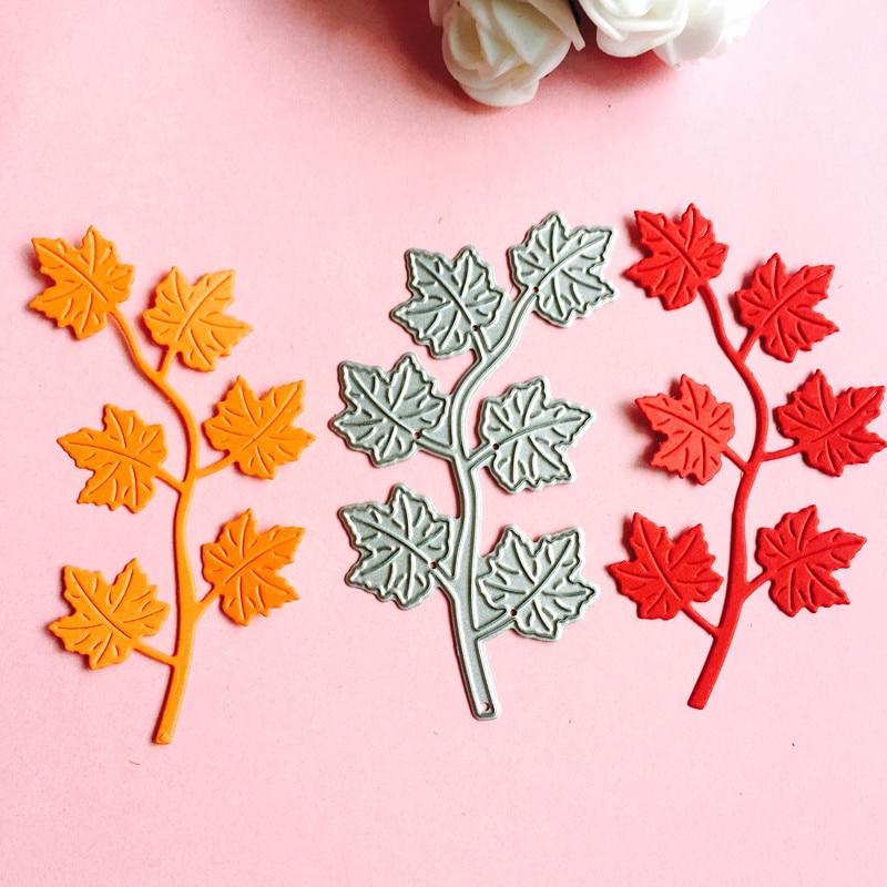 12 Patterns Metal Cutting Dies Cross/Tea pot/Bird/Ant/Tower/Leaf Stencil Scrapbook Album Paper Card Embossing Card DIY Craft P15