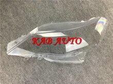 For Toyoda Reiz 10-12 headlight cover headlight shell transparent lampshade materials imported high permeability 2pcs