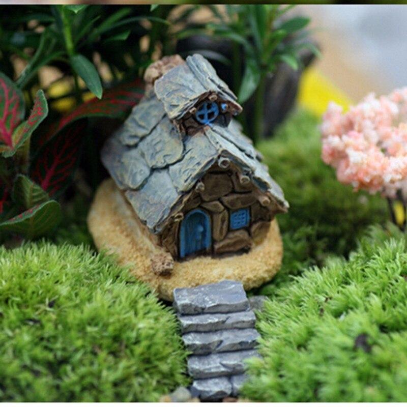 Aliexpress.com : Buy Stone House Fairy Garden Miniature