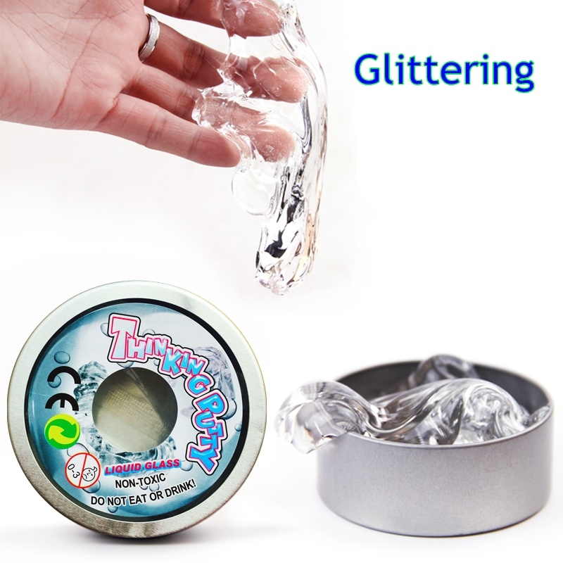 Intelligent-Creative-Hand-Gum-Transparent-Bounce-Plasticine-Slime-light-Clay-Adults-Decompression-Fimo-Mud-Doh-Toys-Kids-Gift-3