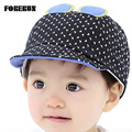 2016 New Baby Baseball Hat Camouflage Cartoon Animal Summer Kids Hat With Ears Soft-Brimmed Sun Hat Cotton Cute Cap Girls Visors