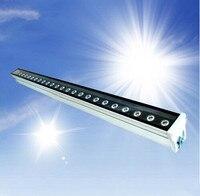 Free Shipping 9W18W24W Waterproof LED Flood Light Wash Light Floodlight Advertising Lamp Outdoor Waterproof